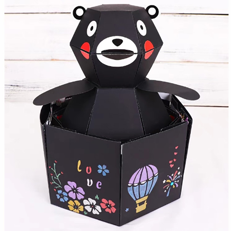 Animal Shape Surprise Gift Box